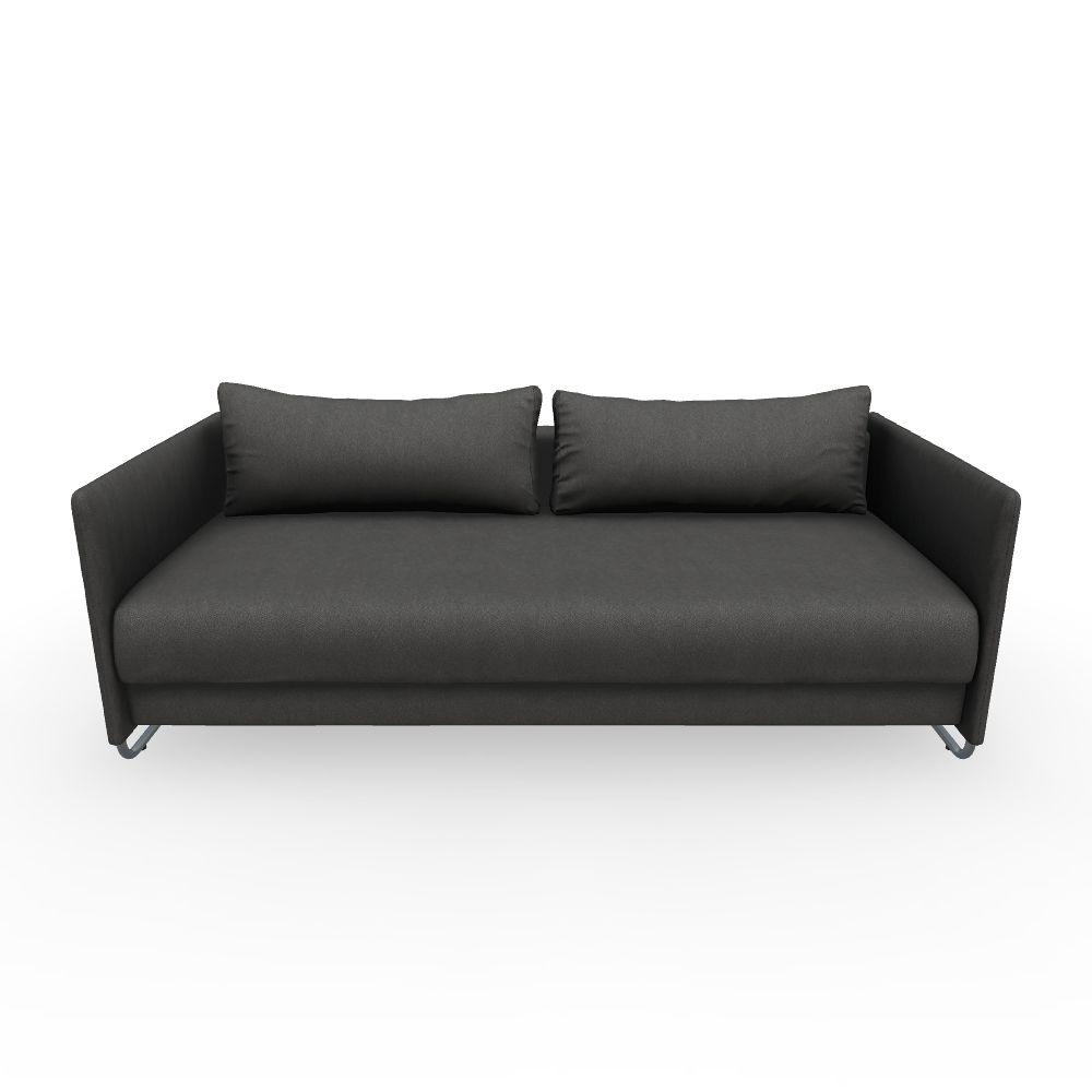 Tandom Dark Grey Sleeper Sofa Reviews